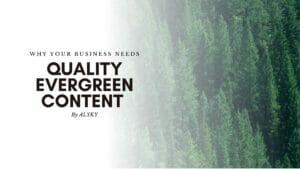 everygreen content